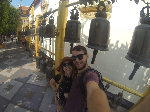 Doi Suthep: A must visit while in Chiang Mai.