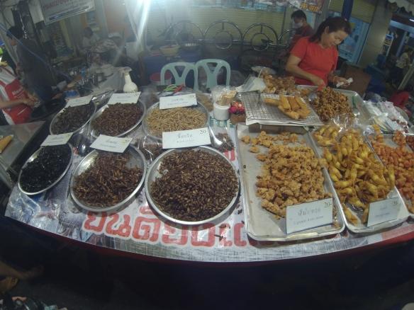 A must visit: Sunday night street markets, Chiang Mai.