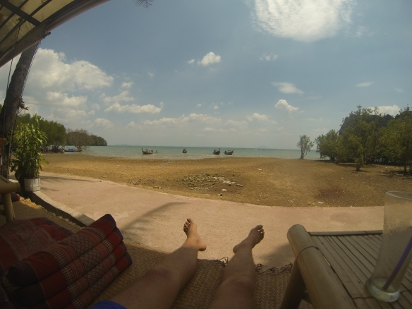 Railay Beach: Perfect place to adventure as well as rest.